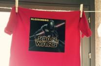 Festa compleanno Bergamo Star Wars