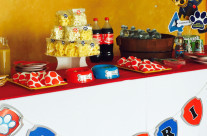 PAW PATROL'S PARTY