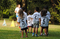 Animazione party a tema calcio Juventus
