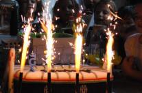 Torta Juventus party