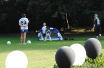 Animazione festa calcio