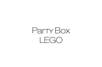 Party box LEGO