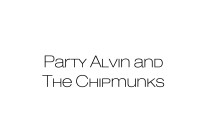 Organizzazione Festa compleanno a tema Alvin e i Chipmunks Bergamo