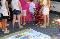 Animazione festa a tema unicorni e arcobaleni Bergamo