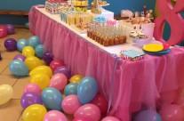Buffet festa a tema Soy Luna