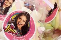 cadeaux fine party party favor marshmallow Soy Luna
