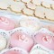 IL BABY SHOWER PARTY DI SAMANTHA: un tripudio di rosa e dolcezza!!!!!
