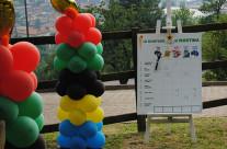 Festa a tema Olimpiadi
