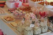 sweet table battesimo sophie aurora