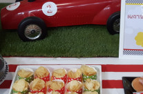 Party a tema cars