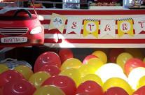 Festa a tema cars per Mattia