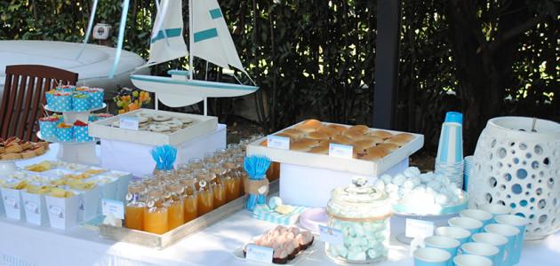 TUTTI AL MARE!!! Un tuffo dove il mare è più blu per il party di Giulia
